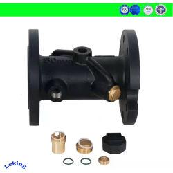 大きいDiaの扱いにくい超音波水流のメートルセンサーボディハウジング、ステンレス鋼または鉄、Pn16、DN50-1000