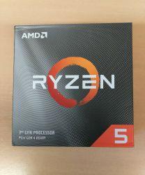 AMD Ryzen 5 3600 R5 3600 3.6GHz 6 코어 12 스레드 CPU 프로세서 7nm 65W 데스크탑 CPU