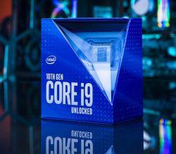 Procesadores Intel Core i9-10900K CPU de sobremesa Procesador de 5,3 GHz 10 núcleos de 20MB LGA1200 en caja El Lago de café