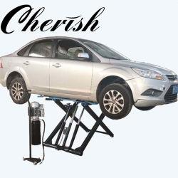 Grúa de tijeras de querish para vehículos de coche