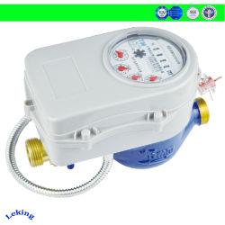 Tipo de RF Medidor de agua de prepago de tarjeta IC para el suministro de agua municipal, la facturación por Lorawan AMR/Nb-Iot/GPRS