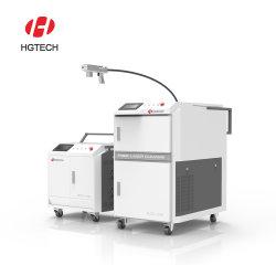 Angebote monatlich Günstige Preis 100W 200W 500W Tragbare Raycus sauber Laser Rost Removal Machine Preis Faser Laser Reinigungsmaschine für Verkauf