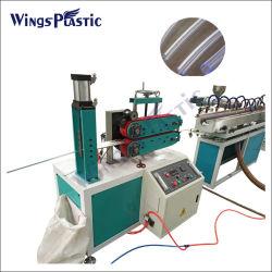 PVC 소프트 네트 파이프 기계/PVC 섬유 보강 연성 파이프 압출기/플라스틱 플리카 파이프 정원 호스 생산 선
