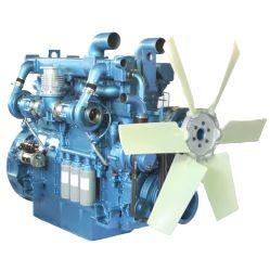 748 kW turbodieselmotor met turbocompressor en tussenkoeling van de Z25-serie met 25,33L cilinderinhoud Voor generator