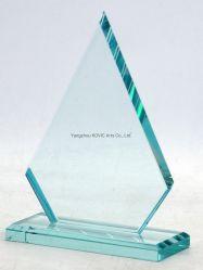 Trofeo de Cristal de Jade premio de cristal personalizado