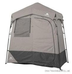 مزدوجة وابل مرحاض خيمة [إنسويت] خارجيّة يخيّم غرفة