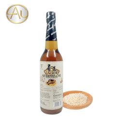 Orgánicos tradicionales aceite de sésamo aceite vegetal comestible Super-Market