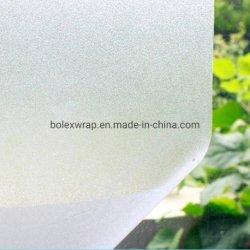 Pure Window Film dépoli Vitraux Film auto-adhésif en vinyle mat Autocollant anti-UV de la vie privée pour la maison de la chaleur de contrôle de la teinte de verre