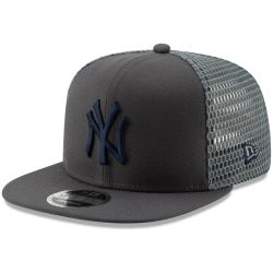 Вышивание Ny Snapback Red Hat с сетчатой плоские пик бейсбола 6 панели хлопка хип-хоп специализированные спортивные моды колпачки Шляпы
