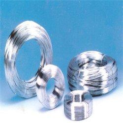 Обязательную юридическую силу оцинкованной проволоки или Bwg16 Гальванизированные стальной проволоки/Galvanizad веревки провод