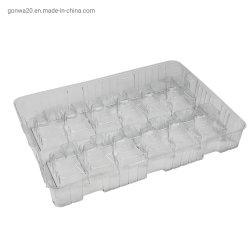 高品質と包む高品質の明確なプラスチックまめ