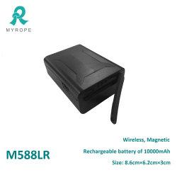 Rastreador GPS Sem Fio magnético de múltiplas funções incluindo a monitoração de voz Alarme de Bateria Fraca e Alarme Geo-Fence