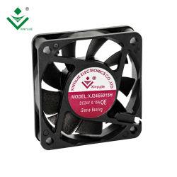 Impressora 3D do ventilador de refrigeração 6015mm do ventilador DC 5 12 24V 2pinos USB PC Laptop ventilador do arrefecedor