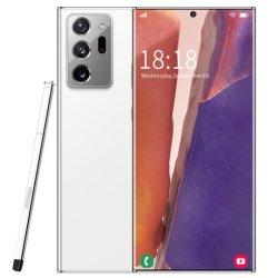 2021 Nuevos productos de 8GB de RAM+256GB ROM Gran Batería Teléfono móvil Dual SIM 2G 3G 4G 5g Android teléfono móvil inteligente de la red