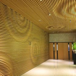 Внутренних дел наружные защитные элементы архитектурных алюминиевых декоративных 3D настенные панели