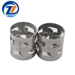 Metálica de acero inoxidable SS304 Anillo Pall de la industria petroquímica