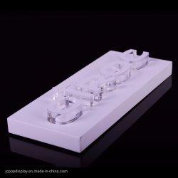 3D LEIDENE van het Teken van de Brief van het Ontwerp van de fabriek de AcrylTribune van Backlit Slogan van het Bedrijf