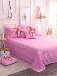 100% Poliéster Bedsheet Wholesale, textiles, pintura, impresión, exportación de textiles del hogar Nigeria