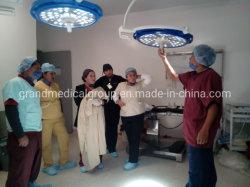 الصين الرائدة العلامة التجارية الكبرى الطبية أنتجت LED الجراحي ضوء تشغيل أجهزة المسرح تشغيل مصباح التشغيل الجهة المصنعة