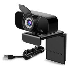 Webcam USB-Sh003 mit eingebauter bedienungsfertiger Web-Kamera des Mikrofon-Privatleben-Deckel-1080P WiFi