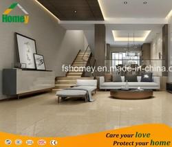 食堂のための黄色く贅沢な光沢のある磨かれた艶をかけられた床の壁のタイル