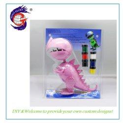 Color Design DIY Embarcações artesanais dinossauro por grosso de brinquedos a crianças de recreio