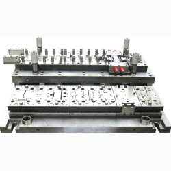 La fabrication de moules d'estampage de haute qualité Precision Metal la machine de production basées à la maison du moule