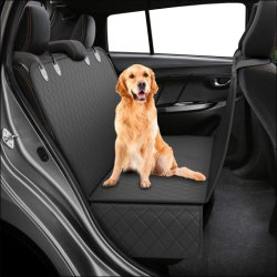 Водонепроницаемый Easy-Cleaning ЗАДНЕЙ ЧАСТИ СИДЕНЬЯ Car гамак собака Пэт аксессуары