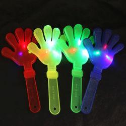 Valvole infiammanti all'ingrosso della mano della plastica personalizzate OEM LED