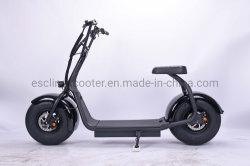 Скутер Citycoco с1500W мотор &60V20.8ah литиевой батареей