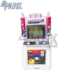 Série de courses nationales 17 pouces écran Machine de jeu de voiture de course pour la vente de jouets pour enfants