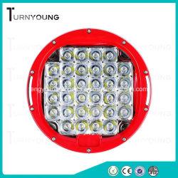 L'indicatore luminoso del LED di 96W impermeabilizza l'indicatore luminoso fuori strada del lavoro dell'automobile del punto