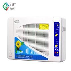 スマートな机否定的なイオンおよびオゾン滅菌装置及びHEPAの空気清浄器