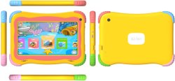 7 polegadas colorido Kids tablet Android Tablet WiFi