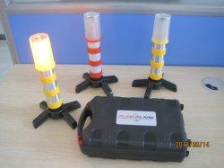 Chiarori d'avvertimento infiammanti dei chiarori LED di avvertimento di sicurezza di traffico stradale