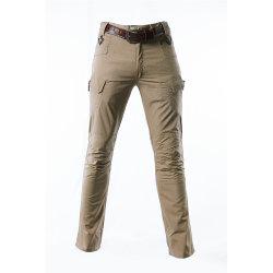 Nueva llegada de alta calidad profesional de los pantalones pantalones de carga para los hombres causal