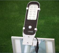 La Chine usine LED solaire 12W séparés pour la Cour d'éclairage jardin de la rue/jardin/parc