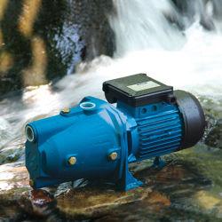 1hp moteur électrique de moulage de fer de l'Agriculture de l'Immigration jet haute pression de pompe à eau de la pompe de surface avec la CE pour le marché intérieur (JET-L)