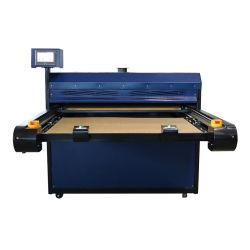 Impression en sublimation thermique pneumatique presse de qualité de la machine