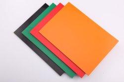 두께 2mm~20mm 의 PVC 단단한 시트(녹색, 회색, 주황색, 흰색 PVC 보드