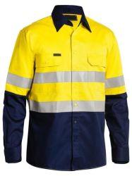 Fabricante de profissionais de segurança de fornecimento de Desgaste do trabalhador dos homens vestuário de alta visibilidade
