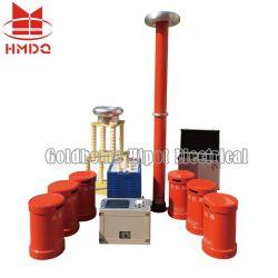 Câble haute tension variable de longue distance de la fréquence de résonance de la série de résister à l'AC de l'équipement de test (pour câbles/ sous-station Hipot /SIG) Dispositif de test de résonance