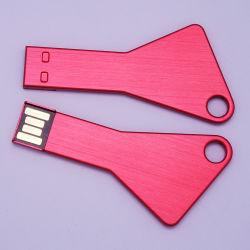 Коммерческий дизайн для деловых людей металлические основные формы флэш-накопитель USB с дополнительным логотип