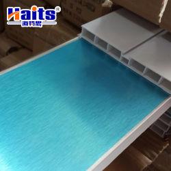 Scheda di bordatura di alluminio di plastica della scheda di bordatura dell'armadio da cucina del PVC