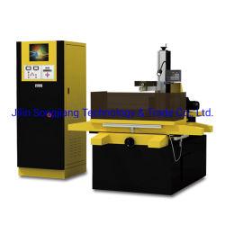 Econômico F shape fio máquina de corte CNC DK7725