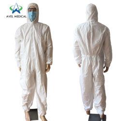 Non-woven Coverall wegwerpbare uniformen beschermende kleding