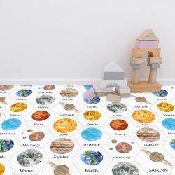 방수 벽 스티커 최신 판매 장식적인 지면 도와 목욕탕 지면 스티커