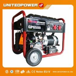 5kw/5,5 Kw à démarrage électrique générateur à essence portable (EPA CARB)