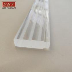 Bastone di plastica trasparente libero Rod della barra dell'acrilico PMMA per la decorazione di LED/Curtain