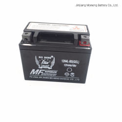 12n4l-BS fabriqués en Chine moto Batterie cycle profond pièce de rechange